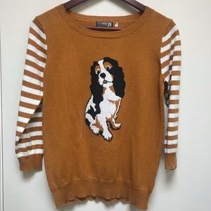 Sweaters - Pullover Dog Sweater